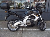USED 2007 57 KAWASAKI KLE 650 VERSYS 0.6 KLE 650 A7F 1d  Stop & Look - Brilliant Value