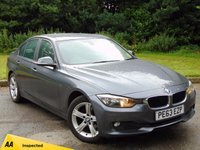 USED 2013 63 BMW 3 SERIES 2.0 318D SE 4d AUTOMATIC  128 POINT AA INSPECTED & 12 MONTHS FREE AA MEMBERSHIP