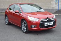 USED 2013 CITROEN DS4 1.6 HDI DSIGN 5d 110 BHP
