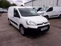 USED 2013 63 CITROEN BERLINGO 1.6 625 LX L1 HDI  75 BHP