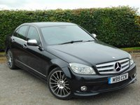 USED 2007 MERCEDES-BENZ C CLASS 2.1 C220 CDI SPORT 4d * COMPREHENSIVE SERVICE HISTORY * UPGRADED MERCEDES ALLOY WHEELS