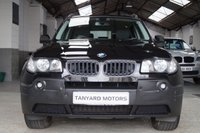 USED 2006 06 BMW X3 2.0 D SE 5d 148 BHP ONLY 2 OWNERS+FULL HISTORY