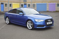 USED 2014 14 AUDI A6 2.0 TDI S LINE BLACK EDITION 4d 175 BHP