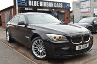 USED 2010 60 BMW 7 SERIES 3.0 740d M Sport 4dr VERY HIGH SPEC, SURROUND VIEW