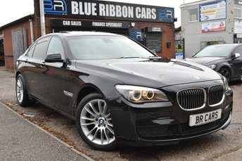 2010 BMW 7 SERIES 3.0 740d M Sport 4dr £15990.00