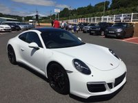 USED 2017 17 PORSCHE 911 GTS 3.0T CARRERA PDK 2d AUTO 444 BHP Delivery miles immediate delivery high spec GTS
