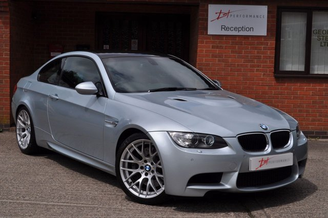 2010 60 BMW M3 4.0 M3 2d AUTO 415 BHP COMPETITION PACK DCT