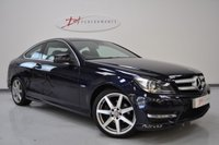 2012 MERCEDES-BENZ C CLASS 2.1 C220 CDI BLUEEFFICIENCY AMG SPORT 2d AUTO 170 BHP £11450.00