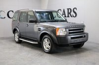 USED 2006 06 LAND ROVER DISCOVERY 2.7 3 TDV6 7 SEATS 5d 188 BHP LOW MILEAGE EXCELLENT HISTORY