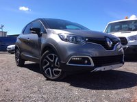 USED 2016 C RENAULT CAPTUR 1.5 SIGNATURE NAV DCI 5d 110 BHP Full pics and description coming soon. Awaiting full valet. Rare 110 BHP top spec Captur.