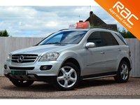2005 MERCEDES-BENZ M CLASS 5.0 ML500 SPORT 5d AUTO 302 BHP £7000.00