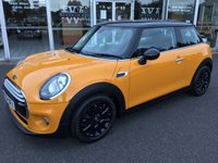 2014 MINI HATCH 1.5 COOPER CHILI 3dr 134 BHP £10999.00