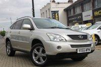 2006 LEXUS RX 3.3 400H SE CVT 5d AUTO 208 BHP £7495.00