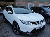 USED 2015 15 NISSAN QASHQAI 1.6 DCI N-TEC PLUS 5d 128 BHP ANY PART EXCHANGE WELCOME, COUNTRY WIDE DELIVERY ARRANGED, HUGE SPEC