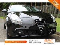 2011 ALFA ROMEO GIULIETTA 2.0 JTDM-2 LUSSO 5d 170 BHP £4500.00