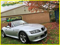 USED 1999 T BMW Z3 2.0 6 Cylinder Roadstar Auto with Leather - Facelift car +ONLY 44K+RED HOOD/LEATHER+GRADE 4+STUNNING CORROSION FREE CAR+