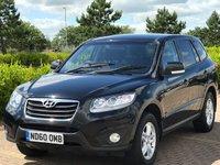 2011 HYUNDAI SANTA FE 2.2 STYLE CRDI 5d 194 BHP £8995.00