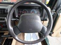 USED 2002 02 JEEP WRANGLER 4.0 SAHARA 3d AUTO 174 BHP