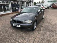 2006 BMW 1 SERIES 2.0 118I ES 5d AUTO 128 BHP £3999.00