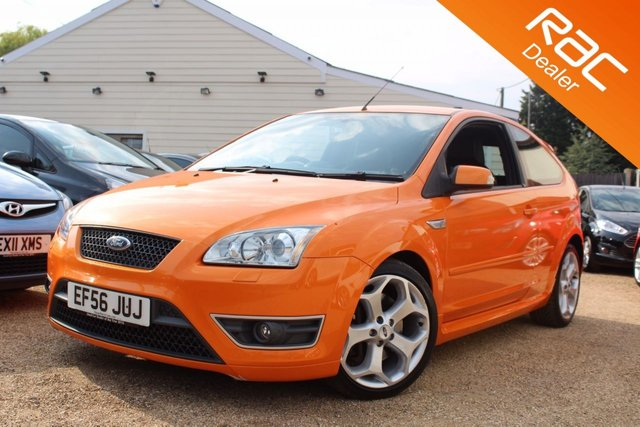 View our 2006 56 FORD FOCUS 2.5 ST-3 3d 225 BHP
