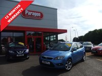 USED 2010 60 FORD FOCUS 1.6 ZETEC 5d 100 BHP A/C,Alloys,Front Fogs