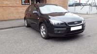 USED 2006 56 FORD FOCUS 1.8 ZETEC CLIMATE 5d 124 BHP