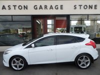 USED 2012 12 FORD FOCUS 2.0 TITANIUM X TDCI 5d 161 BHP  ** HUGE SPEC ** ** PARK ASSIST * FRONT AND REAR PARKING SENSORS **