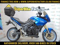 USED 2007 07 TRIUMPH TIGER 1050  GOOD & BAD CREDIT ACCEPTED, OVER 500+ BIKES