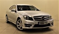 USED 2012 61 MERCEDES-BENZ C CLASS 2.1 C220 CDI BLUEEFFICIENCY AMG SPORT 2d AUTO 170 BHP + 2 PREV OWNERS + SERVICE HISTORY