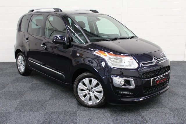 2015 15 CITROEN C3 PICASSO 1.6 HDi Exclusive 5dr