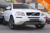 USED 2013 13 VOLVO XC90 2.4 D5 R-DESIGN NAV AWD 5d AUTO 200 BHP