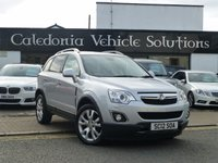 USED 2012 12 VAUXHALL ANTARA 2.2 SE CDTI S/S 5d 161 BHP 2 FORMER KEEPERS with FULL SERVICE HISTORY & MARCH 2018 MOT