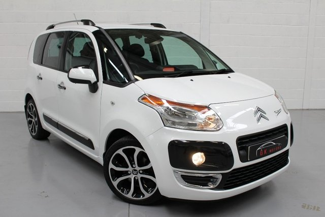 2010 10 CITROEN C3 PICASSO 1.6 HDi 16v Exclusive 5dr