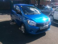 USED 2015 SUZUKI CELERIO 1.0 SZ3 5d 67 BHP WITH AIR CONDITIONING AND ALLOY WHEELS!!...EXCELLENT FUEL ECONOMY!...LOW CO2 EMISSIONS..£0 ROAD TAX!..FULL SUZUKI HISTORY...ONLY 3730 MILES FROM NEW!!