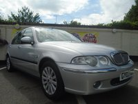USED 2003 03 ROVER 45 1.8 IMPRESSION S 3 5d 116 BHP