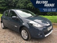 USED 2012 62 RENAULT CLIO 1.1 EXPRESSION PLUS 16V 5d 75 BHP