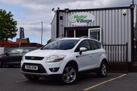USED 2011 61 FORD KUGA 2.0 TITANIUM TDCI AWD 5d 163 BHP 4 SERVICE HISTORY STAMPS .FANTASTIC VALUE