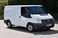 USED 2013 63 FORD TRANSIT 2.2 280 5d 100 BHP FWD SWB EURO 5 LOW ROOF DIESEL PANEL VAN ONE OWNER S/HISTORY SPARE KEY