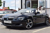 USED 2009 09 BMW 6 SERIES 3.0 630I SPORT 2d AUTO 269 BHP SERVICE HISTORY