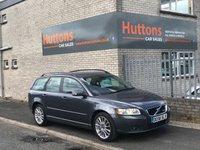 2008 VOLVO V50 1.6 SE D 5d 109 BHP £4295.00