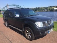 USED 2008 08 NISSAN NAVARA 2.5 LONG WAY DOWN EXPEDITION DCI D/C 1d 169 BHP ** UNWANTED PART EXCHANGE **
