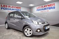USED 2014 14 HYUNDAI I10 1.2 SE 5d AUTO 86 BHP Full Hyundai Service History , 1 owner from new , Automatic