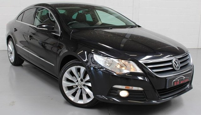 2011 11 VOLKSWAGEN CC 2.0 TDI BlueMotion Tech GT DSG 4dr