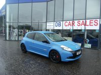 USED 2011 60 RENAULT CLIO 2.0 RENAULTSPORT 3d 200 BHP FREE 12 MONTHS RAC WARRANTY AND FREE 12 MONTHS RAC BREAKDOWN COVER