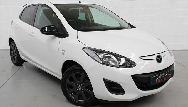 2014 64 MAZDA 2 1.3 Colour Edition 5dr