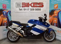 USED 2005 55 BMW K1200S 1200CC HYPER SPORTS TOURER