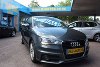 USED 2013 13 AUDI A1 1.6 SPORTBACK TDI S LINE 5dr 105 BHP ***ZERO DEPOSIT FINANCE AVAILABLE***EXCELLANT RATES FROM 4% FLAT*** APPLY TODAY*** DRIVE AWAY