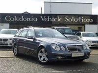 USED 2007 56 MERCEDES-BENZ E CLASS 3.0 E280 CDI SPORT 5d AUTO 187 BHP JANUARY 2018 MOT & 9 SERVICE STAMPS IN THE SERVICE BOOK, LAST ONE AT 105K