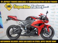 USED 2011 61 HONDA CBR600RR RR-A  GOOD & BAD CREDIT ACCEPTED, OVER 500+ BIKES IN STOCK