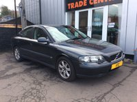 USED 2001 51 VOLVO S60 2.0 S T 4d AUTO 177 BHP SPARES OR REPAIRS
